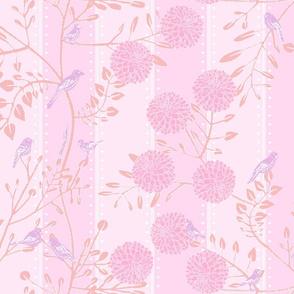 Sweet Garden in Pink