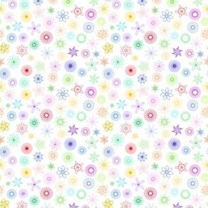 Spiral toy designs - tiny