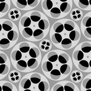 05280775 : film reels S43 : grey