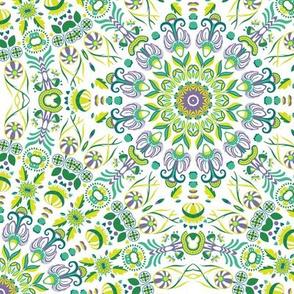 Honey Meadow Kaleidoscope