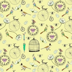 Birds and Bicycles