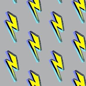 Lightning Strike Blue