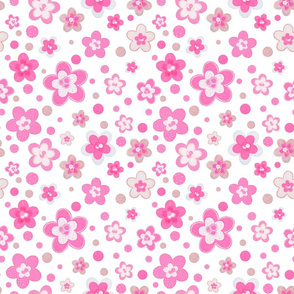 Paper Cherry Blossoms