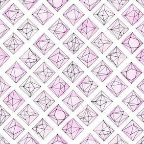 Geo Jewels Pink Ice