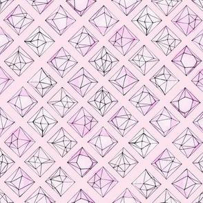 Geo Jewels Pink