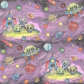 Baby Aliens