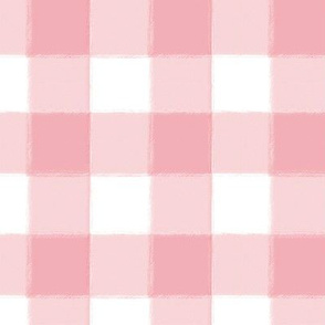 Small Perfect Pink Buffalo Check Gingham