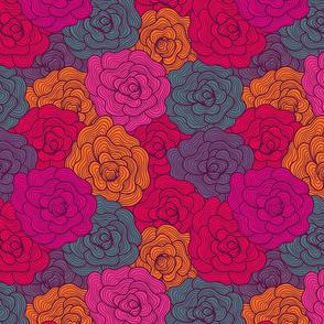 Seamless Flower