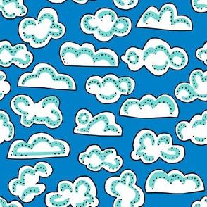 clouds big + puffy: dream kangaroo