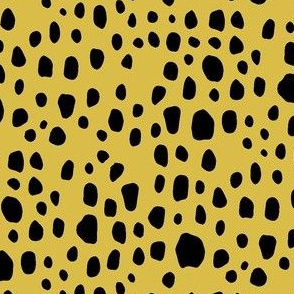 Ink Drop Mustard