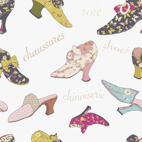 Chinoiserie Shoes