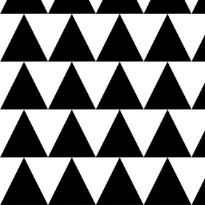 large triangle