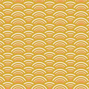 Japanese Pattern (Green Hills)