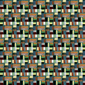 Clean block-small half brick
