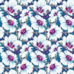 Puarangi New Zealand Hibiscus - dark