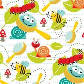 Little Bugaboo - Whimsical Bug Adventure