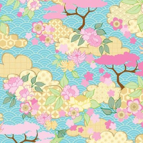 Japanese Garden - Spring