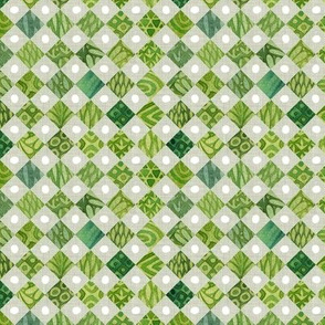 Watercolour Tile