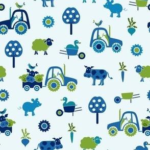 farm_print_blue