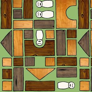 Building Blocks - Parsley