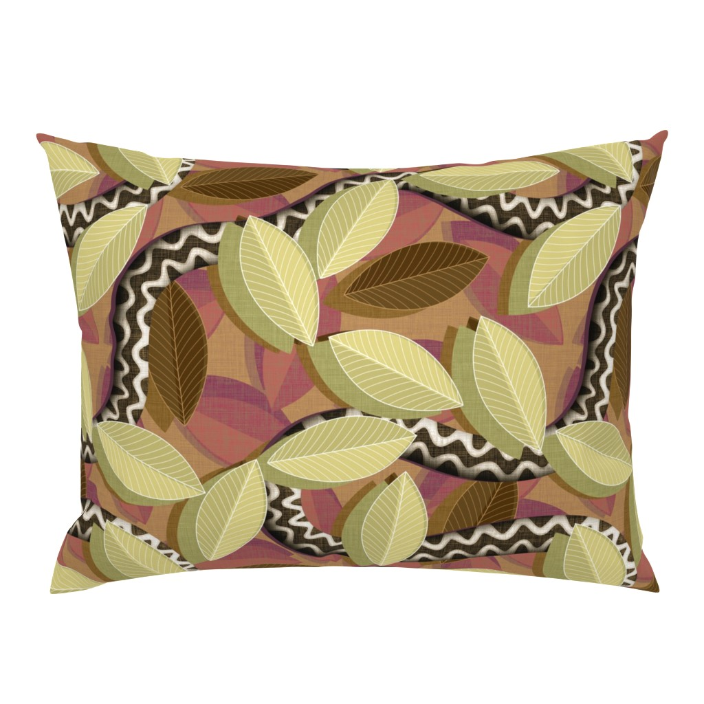 Campine Pillow Sham featuring Snakebite  by spellstone
