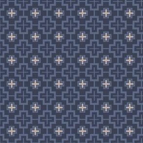 Geometric Grey Plus