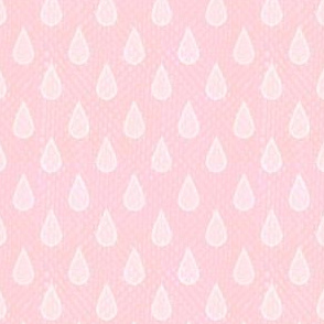 Spring Rain in pink