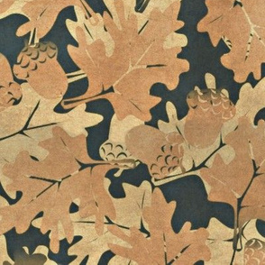 Autumn Delight in Paper Oak