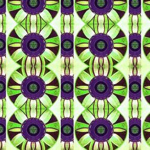 Intuit In Purple And Green