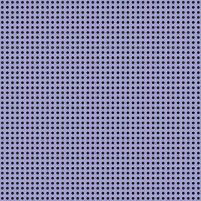 black dots on purple