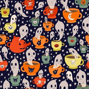 Tasseomancy ghosts