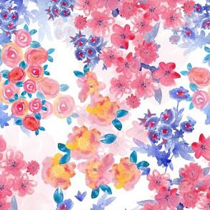 Watercolour Floral (3)