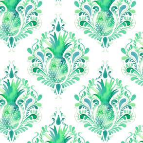 Emerald Pineapple