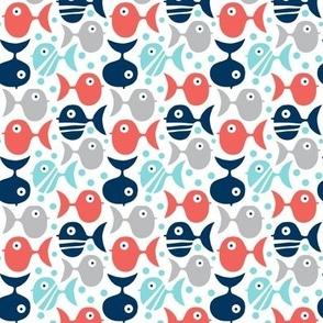 School Of Fish - Nautical