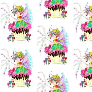 Honey Blossom The Feel Better Fairy by Rosanna Hope for Babybonbons