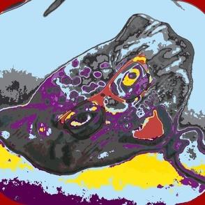 Manul too Kool for Skool - LSD style