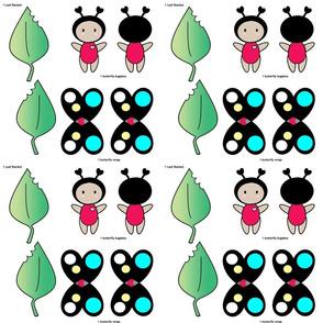 Bugaboo - Black Butterfly