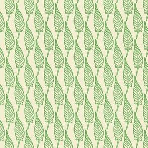 Hollow leaf