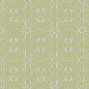 Robin Pattern 2 (Sage & Lavender)