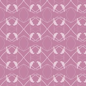 Robin Pattern 1 (Rose)