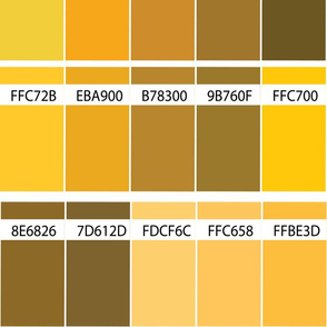 16-04V Color Swatch Map Yellow Gold 02_Miss Chiff Designs