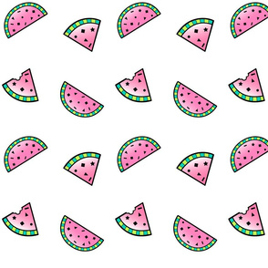 80s Watermelons