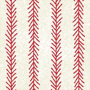 Vintage Stitch - Horizontal