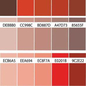 16-04T Color Swatch Map Red-02_Miss Chiff Designs