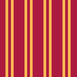 Red and Gold vertical