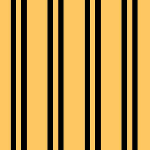 Yellow and Black vertical