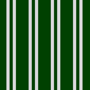 Green and Silver Vertical