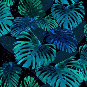 Monstera Jungle Hula Moon 150