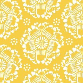 Flower dream yellow