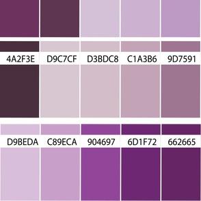 16-04P Color Swatch Map Dark Purple-02_Miss Chiff Designs